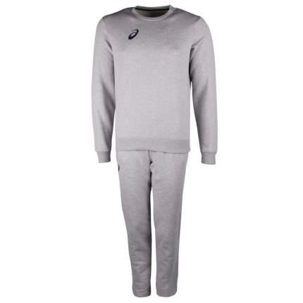 Спортивный костюм Asics Man Fleece Suit, серый, 50-52 RU