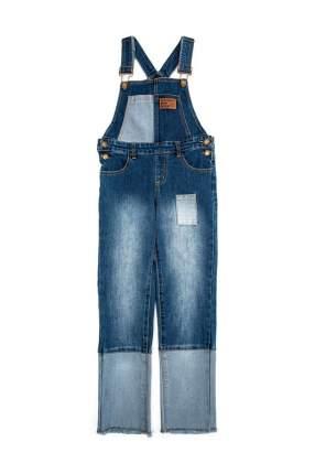 Полукомбинезон джинсовый для мальчиков PlayToday, 110 р-р