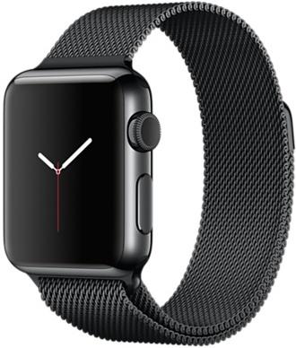 Смарт-часы Apple Watch 38mm (MMFK2RU/A)