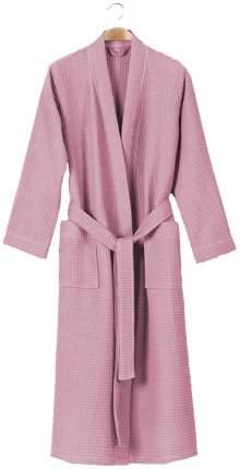 Eleganta Банный халат пике Цвет: Розовый (L)