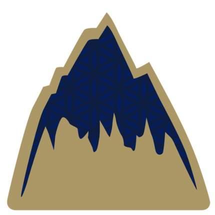 Наклейка на сноуборд Burton Foam Mats, mountain logo