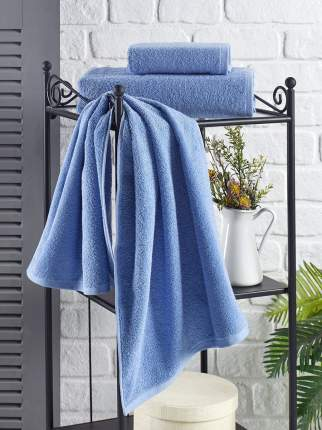 Полотенце Karna Efor Цвет: Голубой (50х100 см)