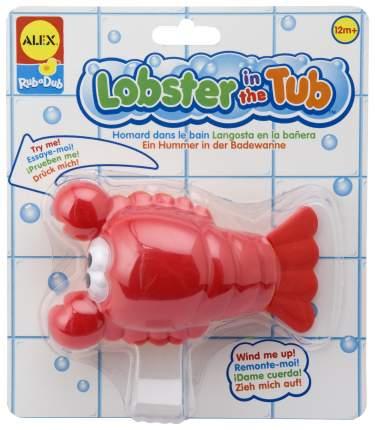 """Игрушка для ванны """"Лобстер"""" Alex"""