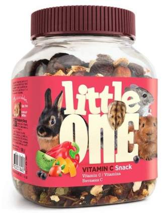 Лакомство для грызунов Little One Витамин С, 180г