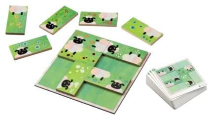 Настольная игра Djeco Собери овечку