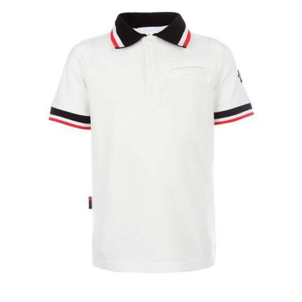 Рубашка-поло Choupette, цв. бежевый, 134 р-р