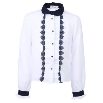 Блузка Pinetti by De Salitto, цв. белый, 140 р-р