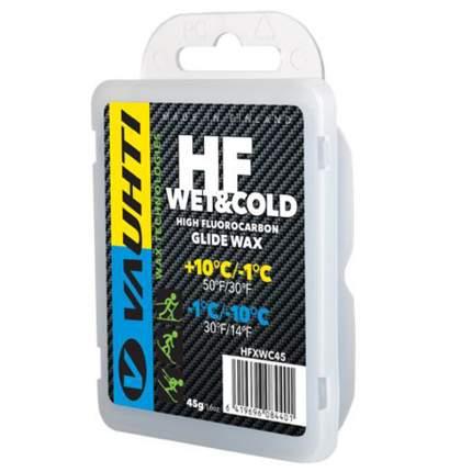 Мазь скольжения VAUHTI HF Mix Wet Cold +10C/-10C 45 мл