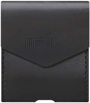 Чехол InterStep для AirPods Black (HWE-APGLECAS-NP0001O-K100)