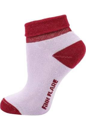Носки для девочки Finn Flare, цв. красный, р-р. 22