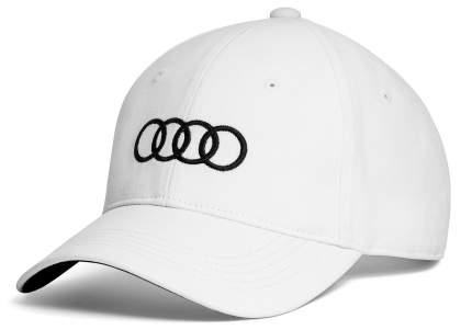 Кепка Белая, Audi Quattro VAG арт. 3131701020