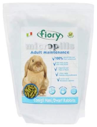 Корм для карликовых кроликов FIORY Micropills Dwarf Rabbits, 2кг