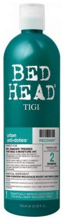 Шампунь TIGI Bed Head Urban Anti+dotes Recovery 750 мл