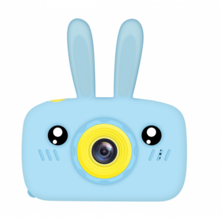 Детский цифровой фотоаппарат Lemon Tree Blue Rabbit