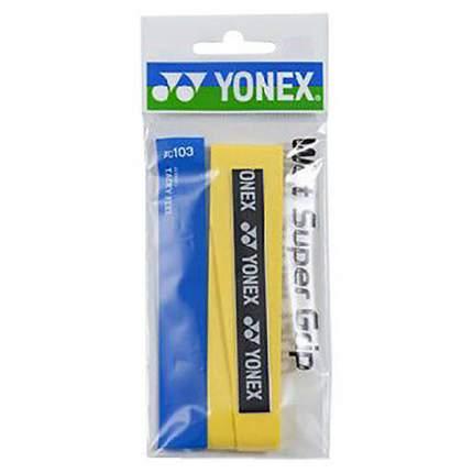 Овергрип Yonex AC142EX Желтый