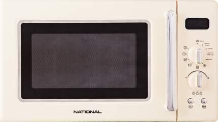 Микроволновая печь соло NATIONAL NK-MW350T20 Beige
