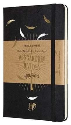 "Блокнот ""Limited Edition Harry Potter. Leviosa"" Large, 13 х 21 см, 240 стр., в линейку"
