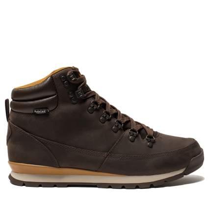 Ботинки The North Face M B2B Redux Leather, chocolate brown/goldn brown, 9 US