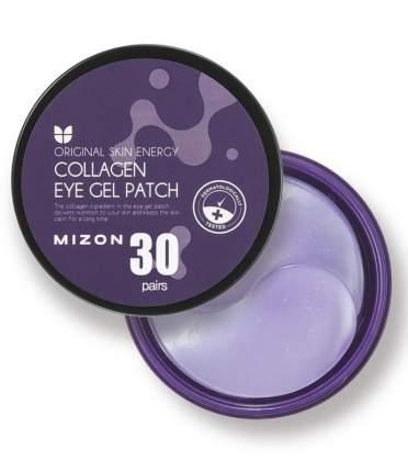 Mizon Collagen Eye Gel Patch Гидрогелевые патчи с коллагеном, 60 штук
