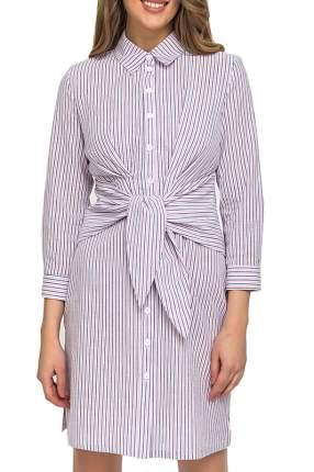 Платье женское Gloss 24338(13) розовое 38 RU