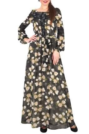 Платье женское Argent LAVDS70V22 черное 42 RU