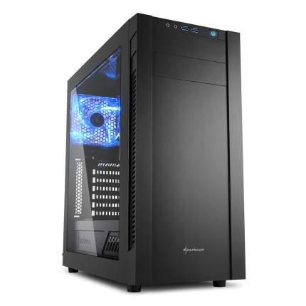 Корпус компьютерный Sharkoon S25-W