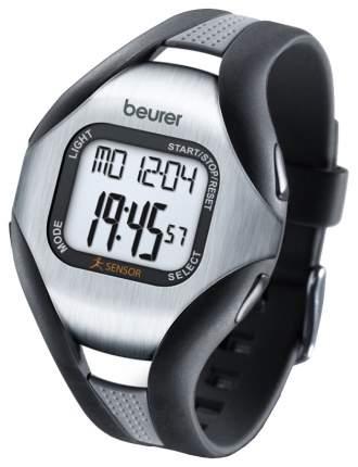 Часы-пульсометр Beurer PM18 серебристые