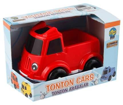 Спецтехника Pilsan Tonton Cars красная 07-655