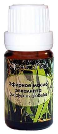 Эфирное масло эвкалипта 100% Аромашка 1034