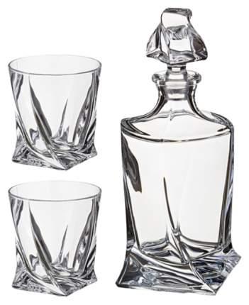 Набор Для Виски Crystalite Bohemia Floressa