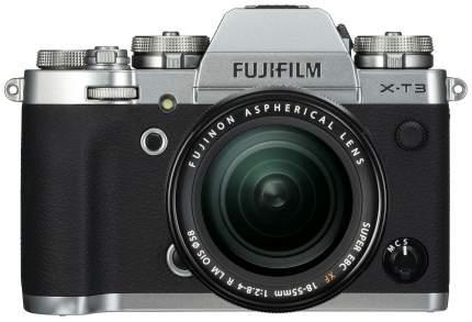Фотоаппарат системный Fujifilm X-T3 18-55mm Silver