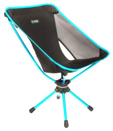 Стул складной туристический Helinox Swivel Chair Black