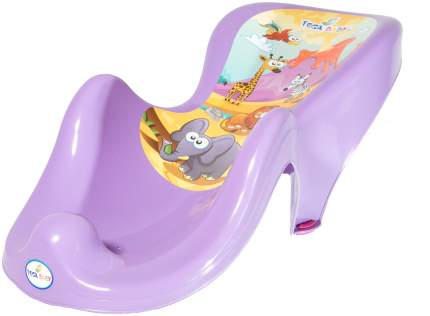 Горка Тега для ванны сафари фиолетовый