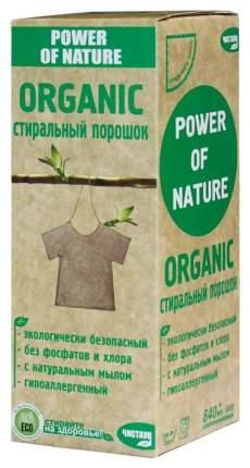 Стиральный порошок Чистаун organic 600 г