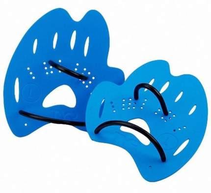 Лопатки для плавания TYR Mentor 2 Training Paddles LMENTOR2 синие L