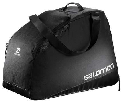 Сумка для ботинок и шлемов Salomon Extend Max Gearbag черная, 40 л