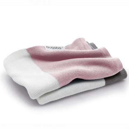 Плед хлопковый Bugaboo soft pink multi