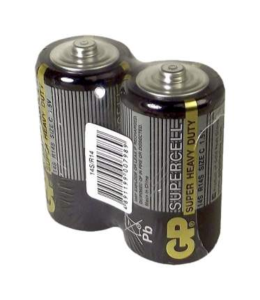 Батарейка GP Supercell 14S-OS2 2 шт