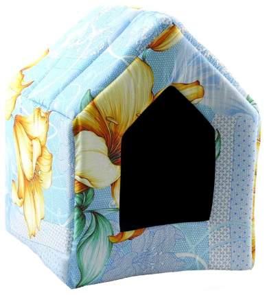 Домик для кошек Гамма Хижина 40х34х40см