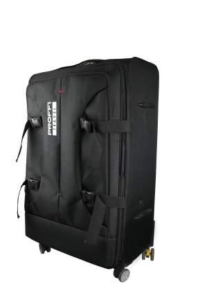 Чемодан Proffi Travel KingSize черный XL