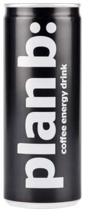 Напиток энергетический Plan b кофейный 0.25 л