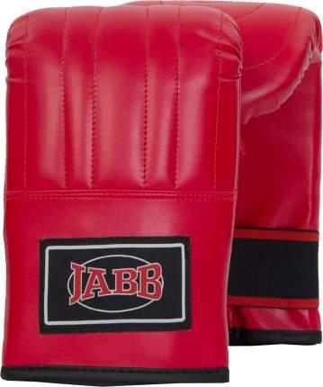 Снарядные перчатки Jabb JE-2075 M красные