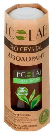 Дезодорант Ecolab Кора дуба и зелёный чай 50 мл