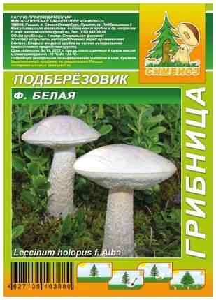 Мицелий грибов Грибница субстрат микоризный Подберезовик Белый, 1 л Симбиоз