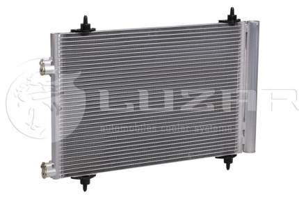 Радиатор кондиционера Luzar для Peugeot 307 2000-/Citroen c4 2004- LRAC20GK