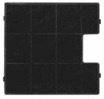 Фильтр для вытяжки Konigin KFCC 40