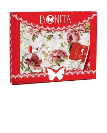 Кухонный подарочный набор из 3х пр. Bonita, Английская коллекция, красный