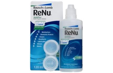 Раствор ReNu Multi Plus 120 мл