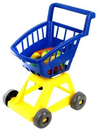 Тележка игрушечная Orion Toys С овощами 693в3