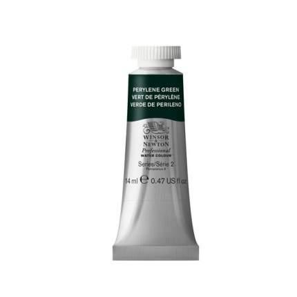 Акварель Winsor&Newton Professional перилен зеленый 14 мл
